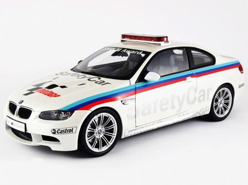 BMW: M3 Coupe - Safety Car Moto GP (2008) - 1:18