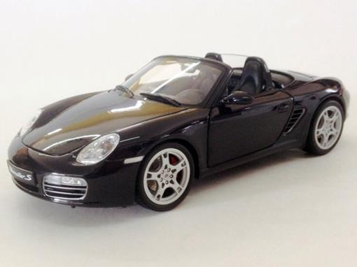 Porsche: Boxster S - Azul Metálico - 1:18