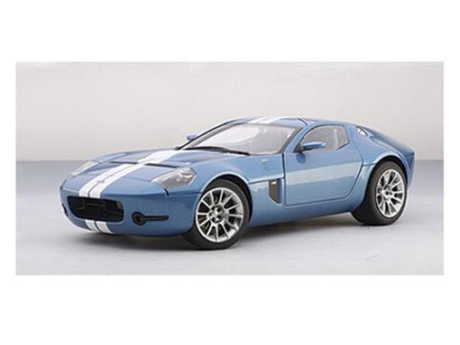 Ford: Shelby GR 1 Concept - Azul - 1:18