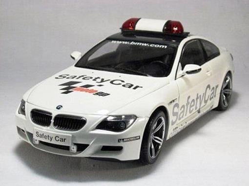 BMW: M6 - Safety Car Moto GP (2006) - 1:18
