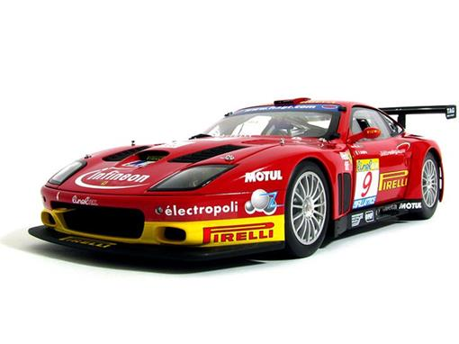 Ferrari: 575 GTC - J.M.B Estoril (2003) - 1:18
