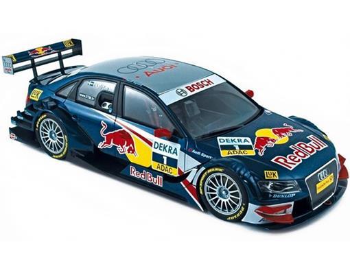 Audi: A4 #1 - Ekström - Red Bull (DTM 2008) - 1:18