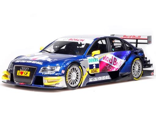 Audi: A4 #2 - Tomczyk - Red Bull (DTM 2008) -1:18
