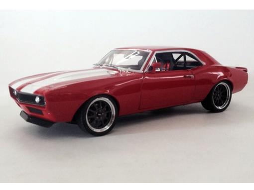 Chevrolet: Camaro (1967) - Street Fighter - 1:18