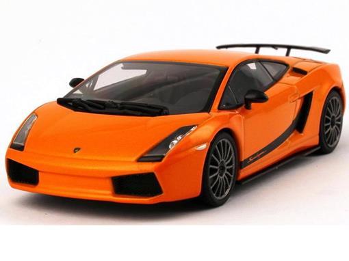 Lamborghini: Gallardo - Laranja - 1:43