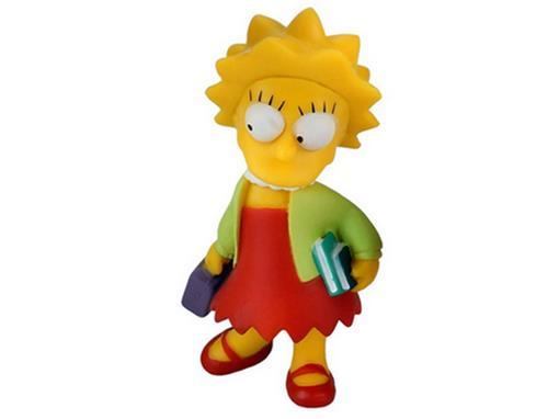 Boneco Lisa Simpsons - The Simpsons - Multikids