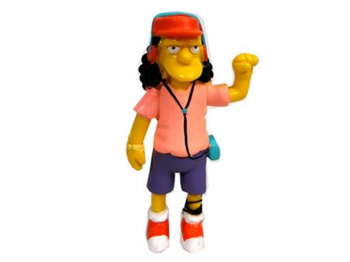 Boneco Otto - The Simpsons - Multikids