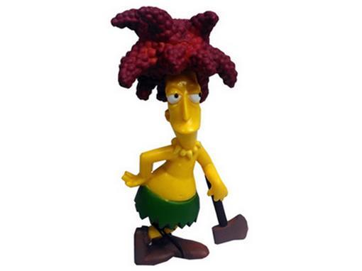 Boneco Sideshow Bob - The Simpsons - Multikids