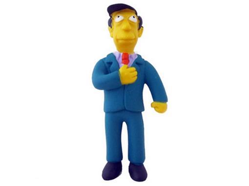 Boneco Diretor Skinner - The Simpsons - Multikids