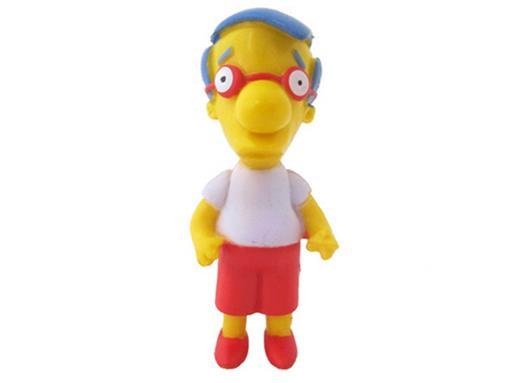 Boneco Milhouse Van Houten - The Simpsons - Multikids