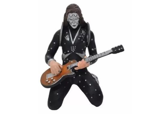 Boneco The Spaceman - Banda Kiss - SuperStars