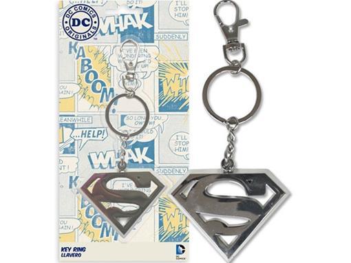 Chaveiro Superman (Super-Homem) - DC Comics - SD Toys