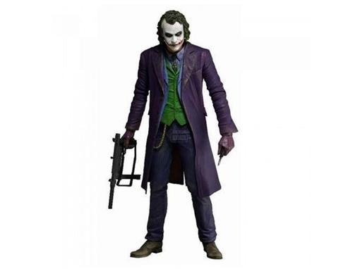 Boneco The Joker - Batman - The Dark Knight - Neca - 1:4