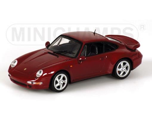 Porsche: 911 Turbo (1995) - Borgonha - 1:43