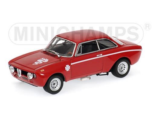 Alfa Romeo: GTA 1300 Junior (1972) - Vermelha - 1:43