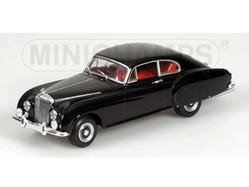 Bentley: R-Type Continental (1954) - Preto - 1:43