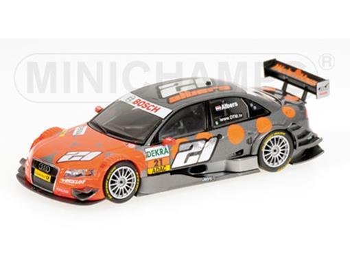 Audi: A4 - C. Albers - Team Futurecom TME #21 (DTM 2008) - 1:43