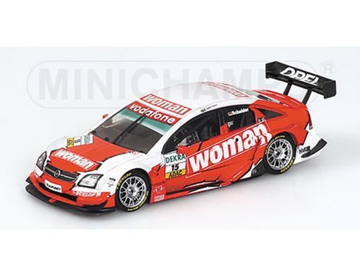 Opel Vectra GTS V8 DTM (2004) #15 - Timo Scheider - 1:43