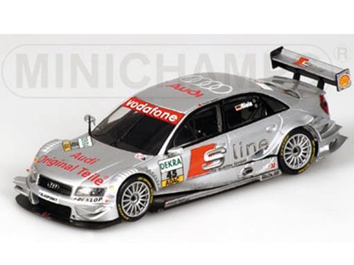 Audi A4 DTM (2004) #45 - F. Biela - 1:43