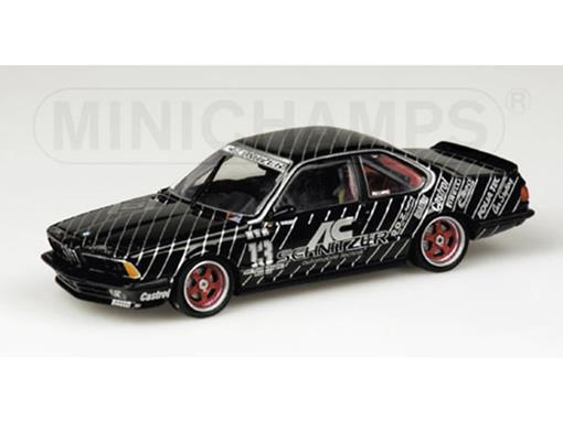 BMW: 635 CSi - Team AC SCHNITZER - Anton Goeser - DTM 1988 - 1:43 - Minichamps