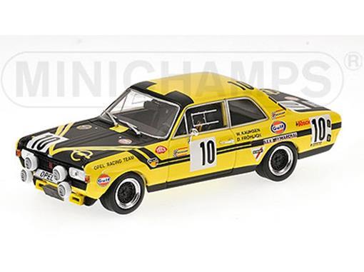 Opel: Commodore Steinmetz #10 - Kauhsen/ Frohlich (1970) - 1:43