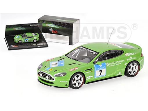 Aston Martin: V8 Vantage N24 - 24h ADAC Nurburgring 2008 - 1:43