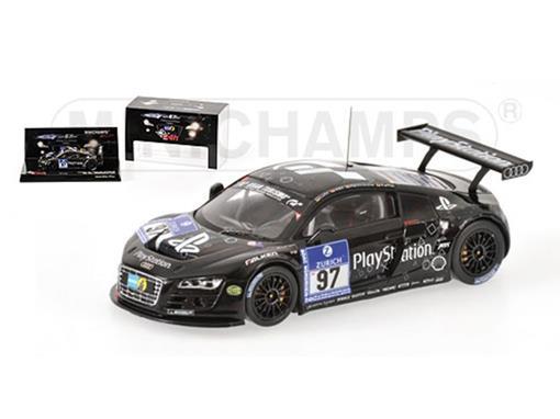 Audi: R8 LMS - Team ABT Sportsline - 24h ADAC Nurburgring 2009 - 1:43