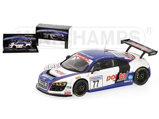 Audi: R8 LMS - Team Phoenix Racing #77 Nurbugring (2009)  - 1:43