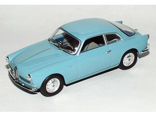 Alfa Romeo: Giulietta Sprint (1954) - Azul - 1:43