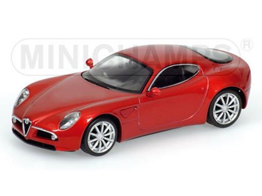 Alfa Romeo: 8C Competizione (2003) - Vermelho - 1:43
