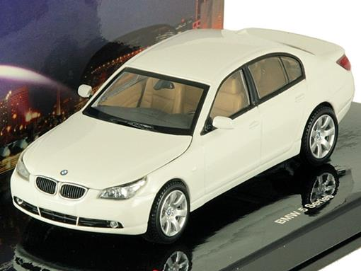 BMW: 5 Series (Flavours of Asia) - Branca - 1:43