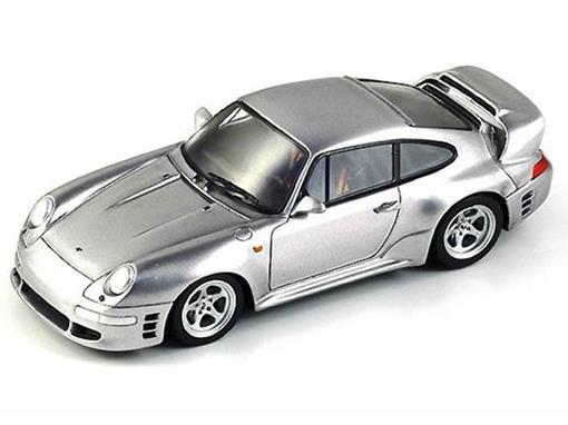 Porsche: Ruf Ctr 2 (1997) - Prata - 1:43