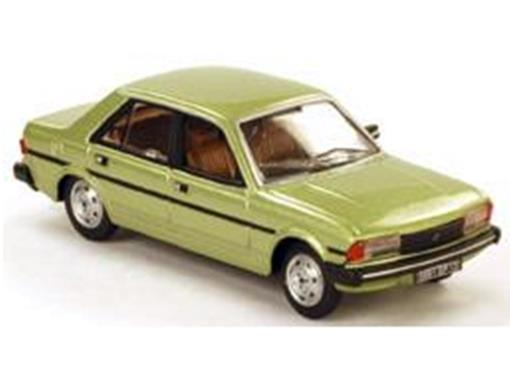 Peugeot: 305 Sr (1977) - Verde - 1:43