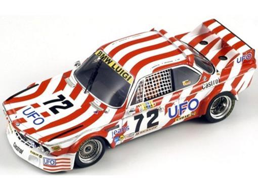 BMW: 3.0 Cls #72 - Le Mans (1977) - 1:43