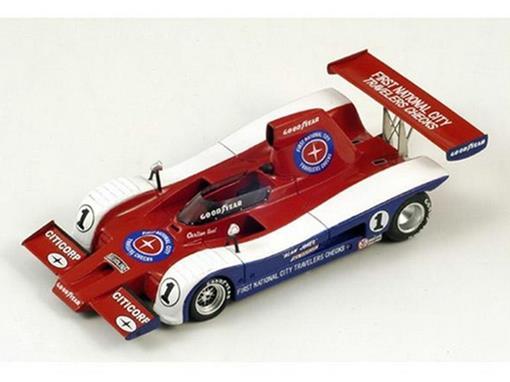 Lola: T333 CS N1 - A. Jones - Champion Can Am (1978) - 1:43