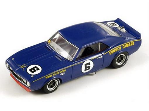 Chevrolet: Camaro Sunoco Penske No.6 - Mark Donohue - Winner Trans Am 1968 - 1:43