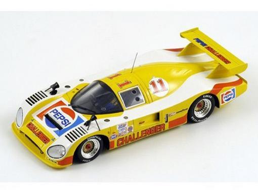 Aston Martin: Nimrod #11 - Foyt / Waltrip / Maldonado / Needell - 24 Hours of Daytona 1983 - 1:43