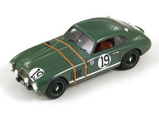 Aston Martin: DB2 #19 - L. Johnson / C. Brackenbury - LM 1949 - Verde - 1:43