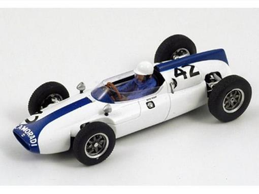 Cooper: T53 n 42 - Masten Gregory - British GP 1961 - 1:43