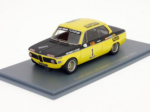 BMW: 2002 GS #1 - Tuning DRM (1972) - 1:43