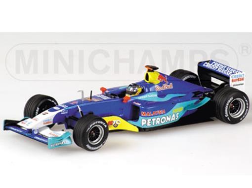 Sauber Patronas C22 #9 - N. Heidfeld (2003) - 1:43
