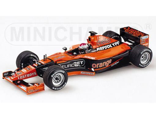 Arrows: Supertec A21 - J. Verstappen (2000) - 1:43