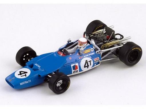 Matra: MS 84 n4 - Jackie Stewart - Test Dutch GP 1969 - 1:43