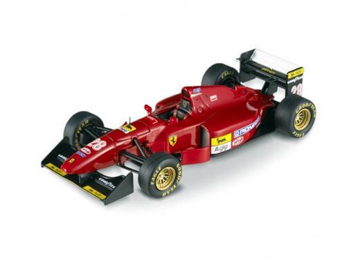 Ferrari: 412 T1 #28 - Gerhard Berger - Winner German GP 1994 - 1:43