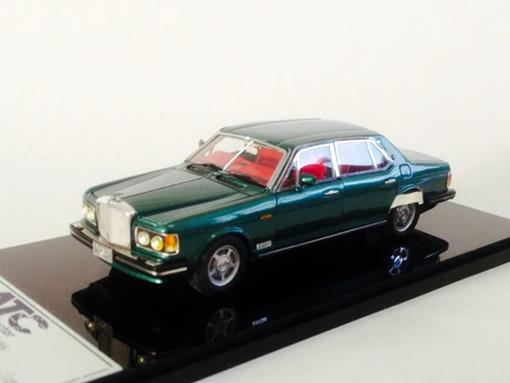 Bentley: Eight (1986) - Verde - 1:43