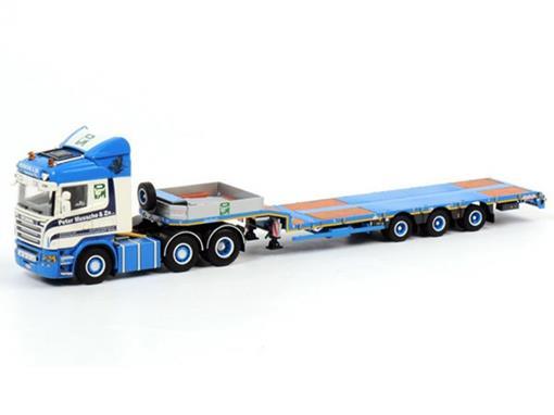 Scania: R5 Highline 6x2 - Semi Dieplader -