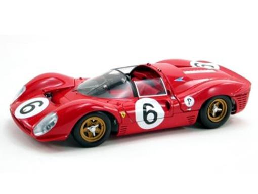 Ferrari: 330 P4 - Vermelho - 1:18