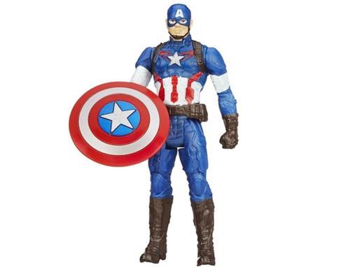 Boneco Capitão América - Avengers Age of Ultron - 3.75