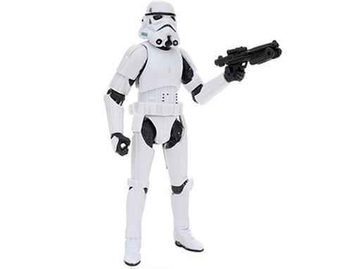 Boneco Stormtrooper - #08 - Star Wars - The Black Series - 3.75