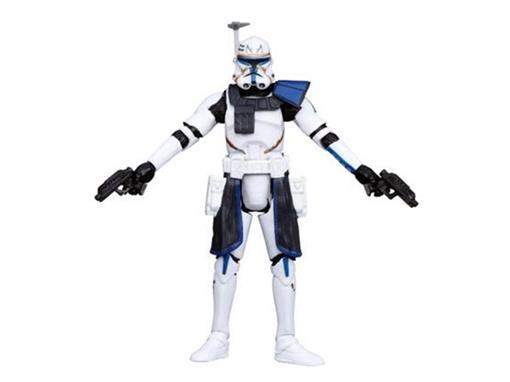 Boneco Capitão Rex - #09 - Star Wars - The Black Series - 3.75